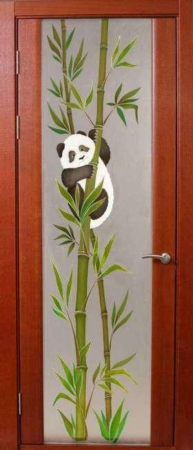 Сапфир ДО цвет 74 тон фотопечать панда