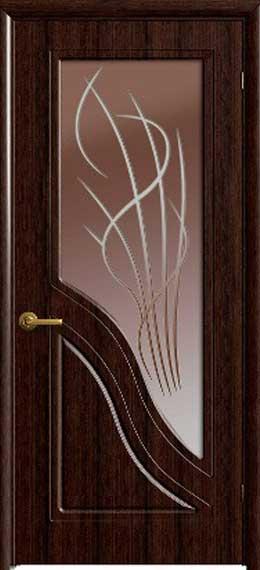 305-16- цвет- коричневый- махагон