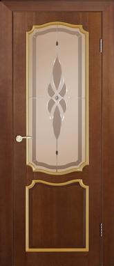 Дверь межкомнатная из массива сосны «Верона»>>>>